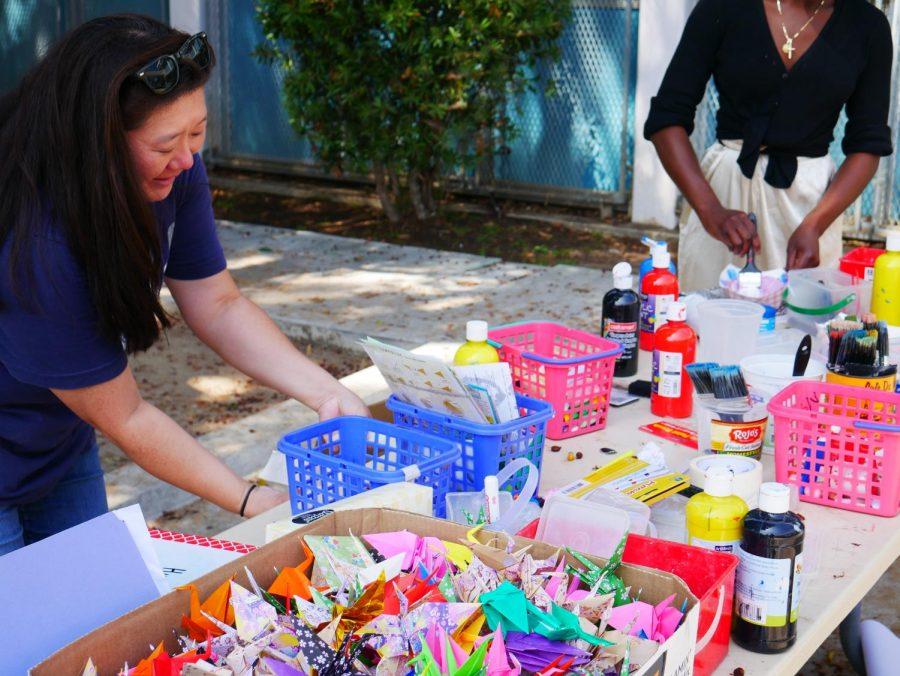 Ms. Hiroko Nomachi  coordinated the event.