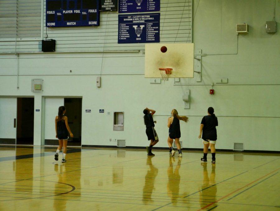 girls basketball cp