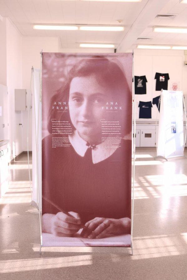 Anne Frank travel exhibit comes to Venice