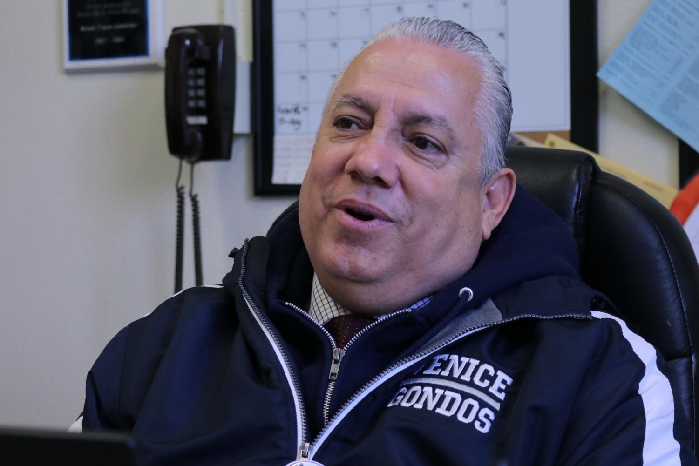 Principal Gabriel Griego
