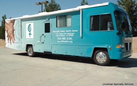 Let's Talk Sexual Health: The Westside Family Health Center Mobile Unit Comes to Venice