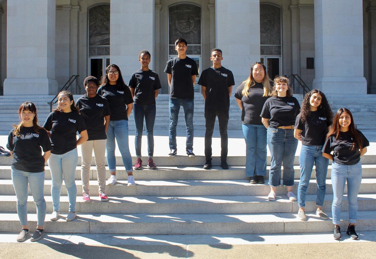 The Sports Medicine Team traveled to Sacramento for the Cal-HOSA State Leadership Conference.