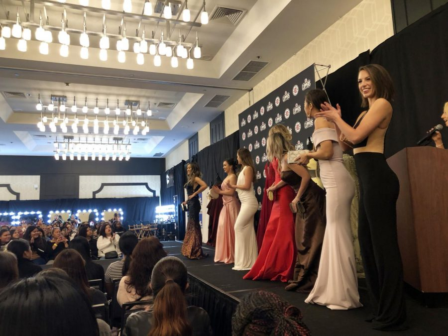 LA Clippers Foundation Provides Girls with Free Prom Dresses