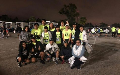 Students Run LA: From Stadium to Sea