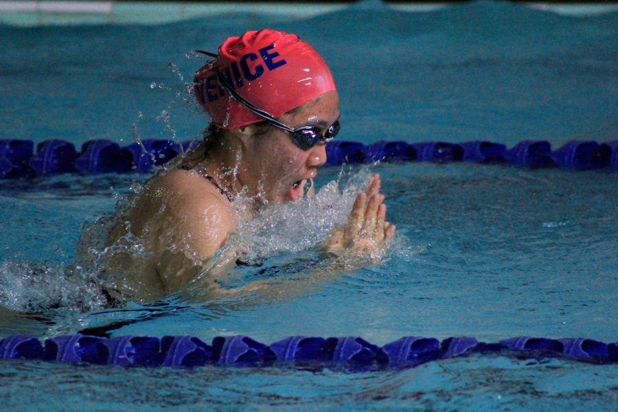 Swim and Dive Finishes Off Another Successful Season