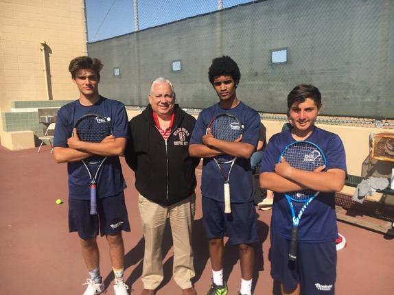 Boys Tennis Ends Season In Quarterfinals Loss