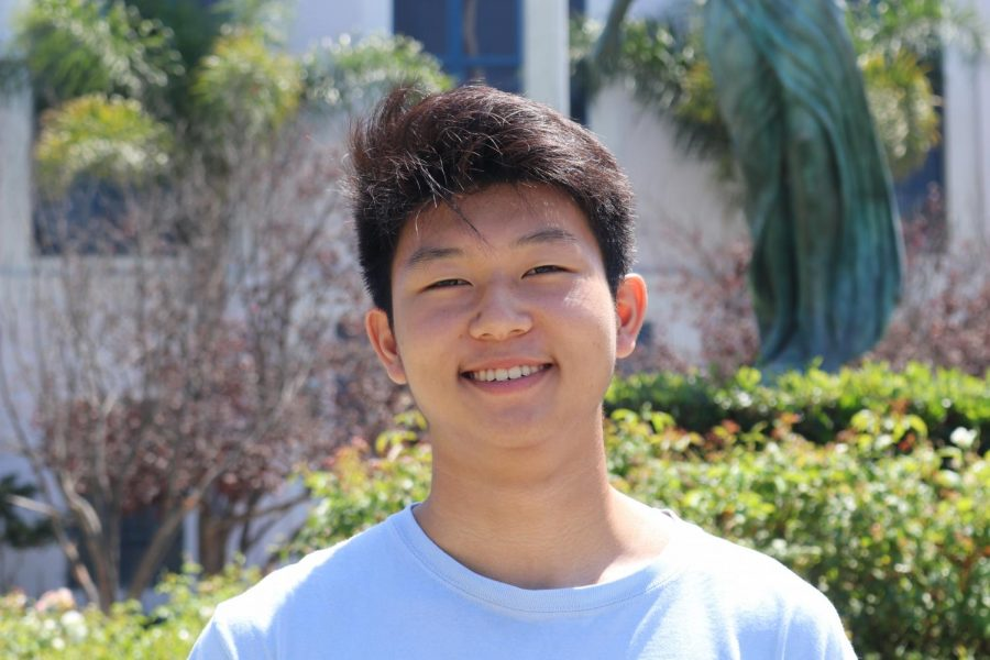 Daniel Ho will be going to Cal Poly Pomona majoring in Kinesiology.