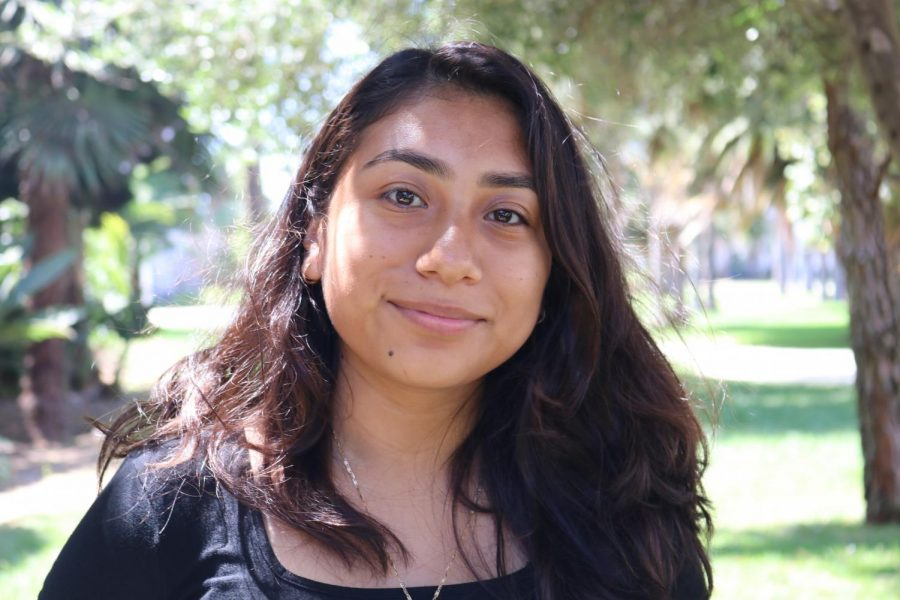 Michelle Mateo will be going to West Los Angeles Community College for two years and then transferring.