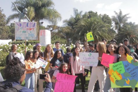 Venice High School Celebrates Peace Day