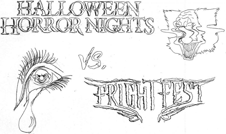 Fright Fest v. Horror Nights: Venice Students Argue Which is Scarier