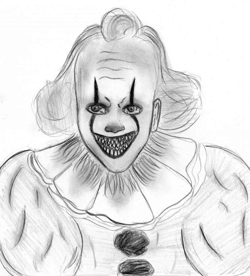 Pennywise+from+%22It%22+movie