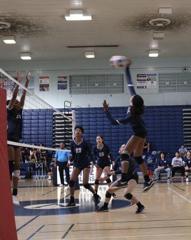 Girls' Volleyball Remains Undefeated Winning 13 In a Row