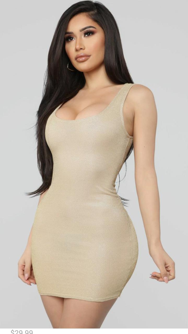 A Fashion Nova Model