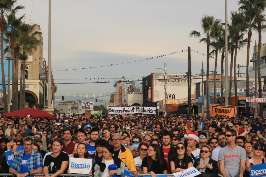 %22Berners+Against+Militarism%22+sign+made+by+Bernie+supporters.