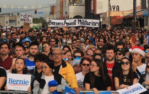 Editorial: Vote for Bernie Sanders