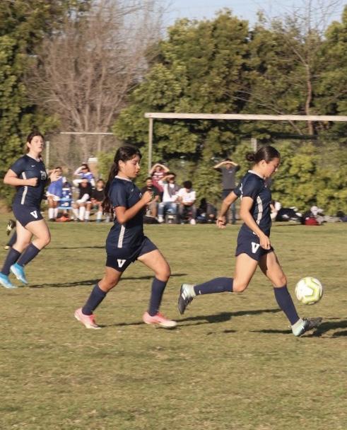 Girls' Soccer Rides Momentum Towards Wilson