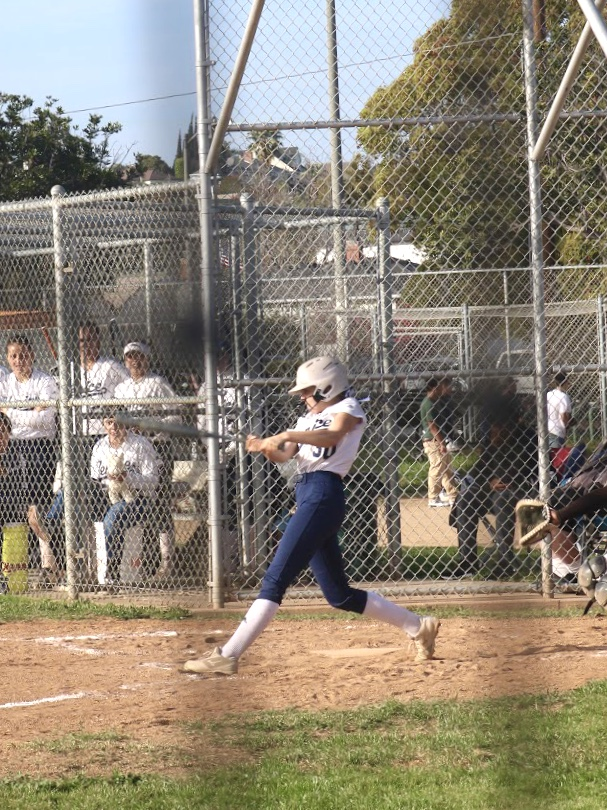 Girls' Softball Season Starts Off Strong, Putting Them First In The Conference