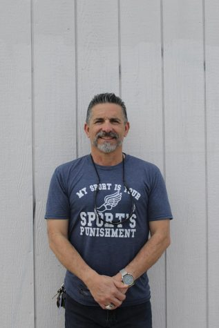 Coach Sandoval awarded CIFLA City Section Cross Country Coach of the Year