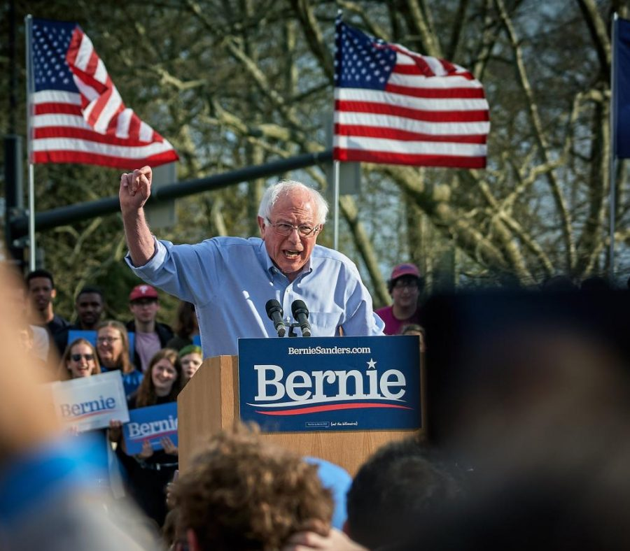 Bernie Sanders sweeps California primary, clashes with Joe Biden in other states
