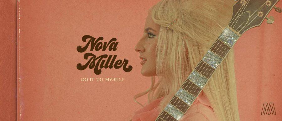retro-pop artist Nova Miller