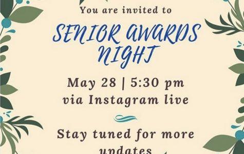 Virtual Senior Awards Night