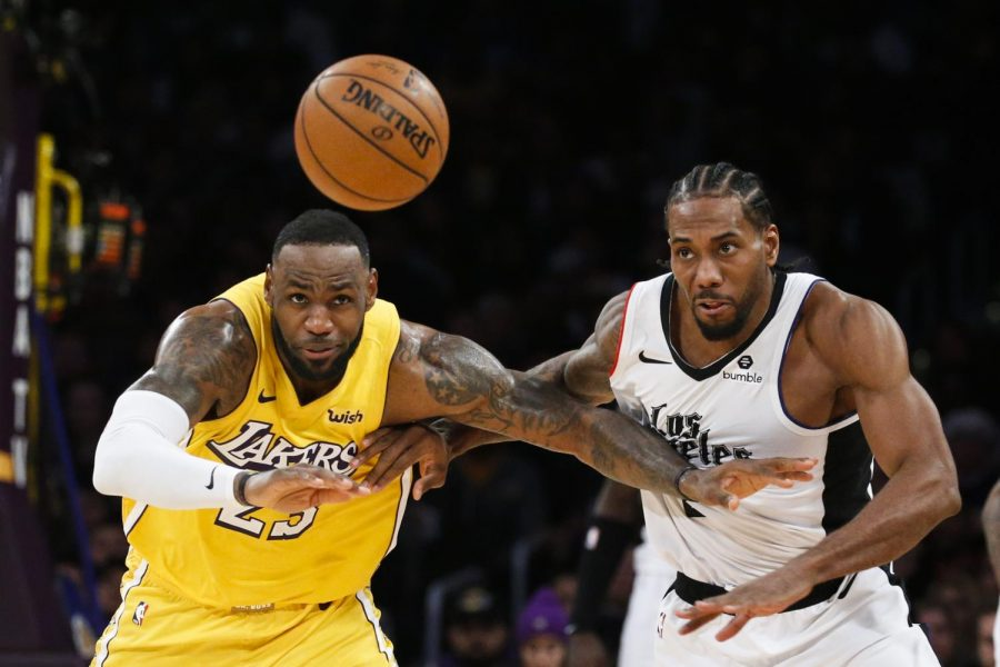 NBA+is+Back