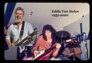 The Oarsman Eddie Van Halen Spotify Playlist
