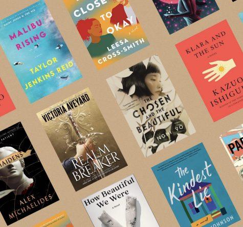 2021 Most Anticipated Novels