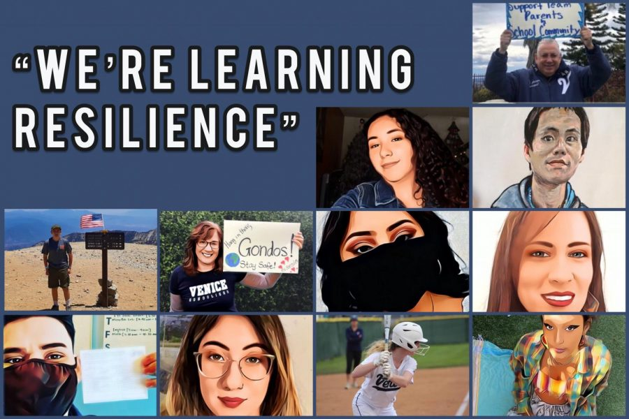 """""""We're Learning Resilience"""": An Oral History of Venice High's COVID-19 Experience"""