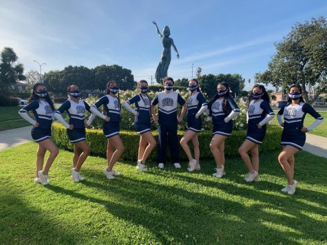 What Has Venice High School's Cheer Team Been Up To?