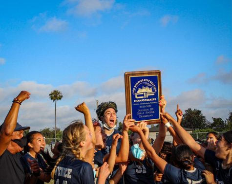 Girls Soccer Wins City Championships For Third Consecutive Year