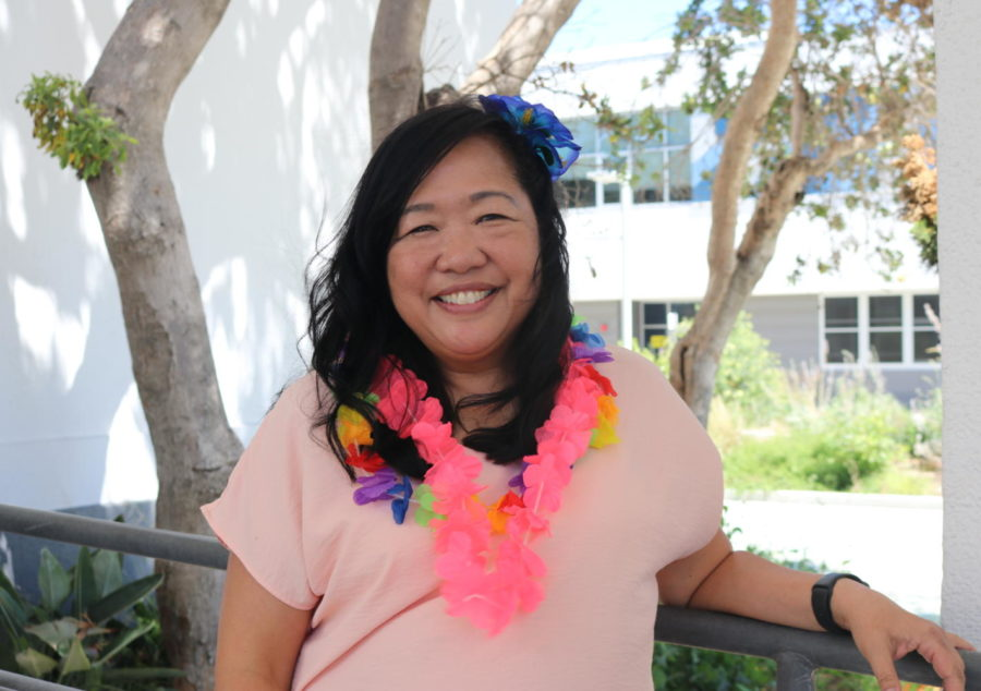Laurie Chew Says Goodbye to Venice High