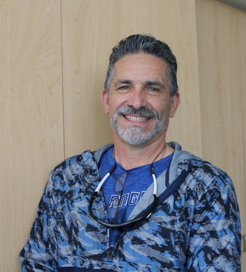 Vidal Sandoval Proud Of His Work With Student-Athletes