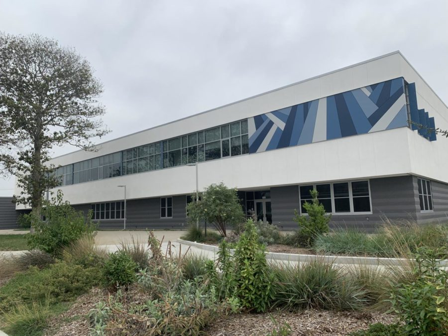 New Buildings Opened This Fall for 2021 School Year