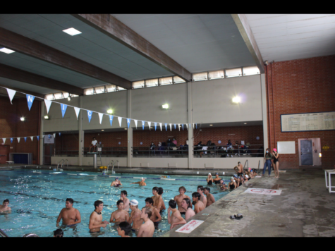 Boys Water Polo Ready to Compete Again After Shutdown